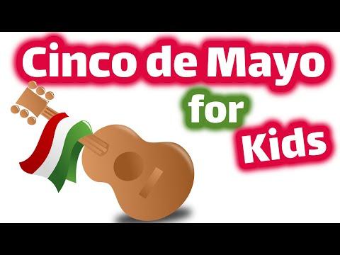Cinco de Mayo for Kids