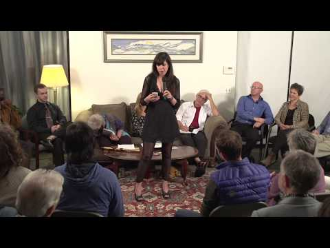 What is it to be Human? Conference Panel Discussion with Scientists and Poets