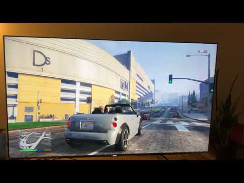GTA 5: Xbox One X :Second Look Even More Impressive 🕹🖥✅✅✅