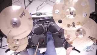 zzounds com sabian hhx evolution cymbal package