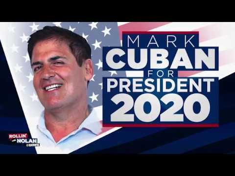 Rollin' with Nolan @ SXSW - Mark Cuban Interview | FOX SPORTS