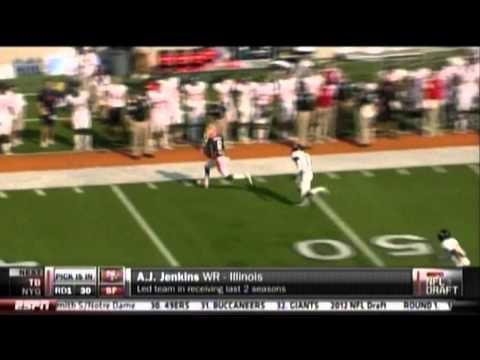 49ers select A.J. Jenkins