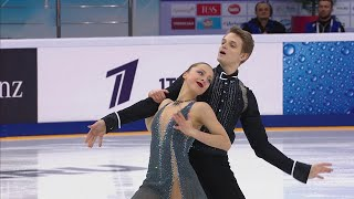 Александра Бойкова и Дмитрий Козловский - чемпионы России 2020!