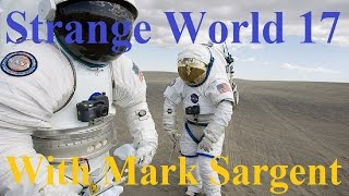 Flat Earth Discoveries with Jeffrey Grupp - SW17 - Mark Sargent ✅