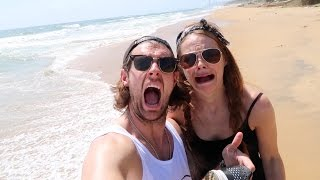 TRAVEL VLOG #2 WE GOT ATTACKED !!   COLOMBO