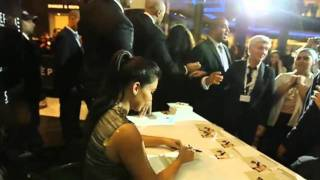 Kim Kardashian Meets Her Craziest Fan in Dubai   a News   Politics video