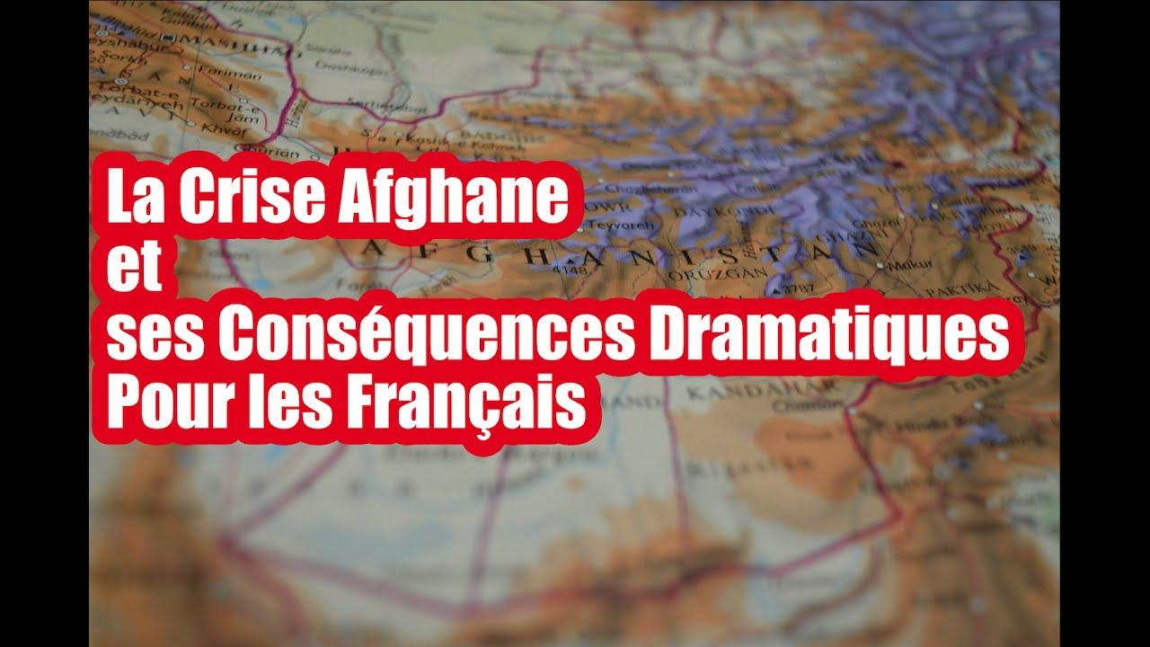 Général MARTINEZ - La crise afghane