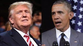 Trump redefines 'wiretapping'