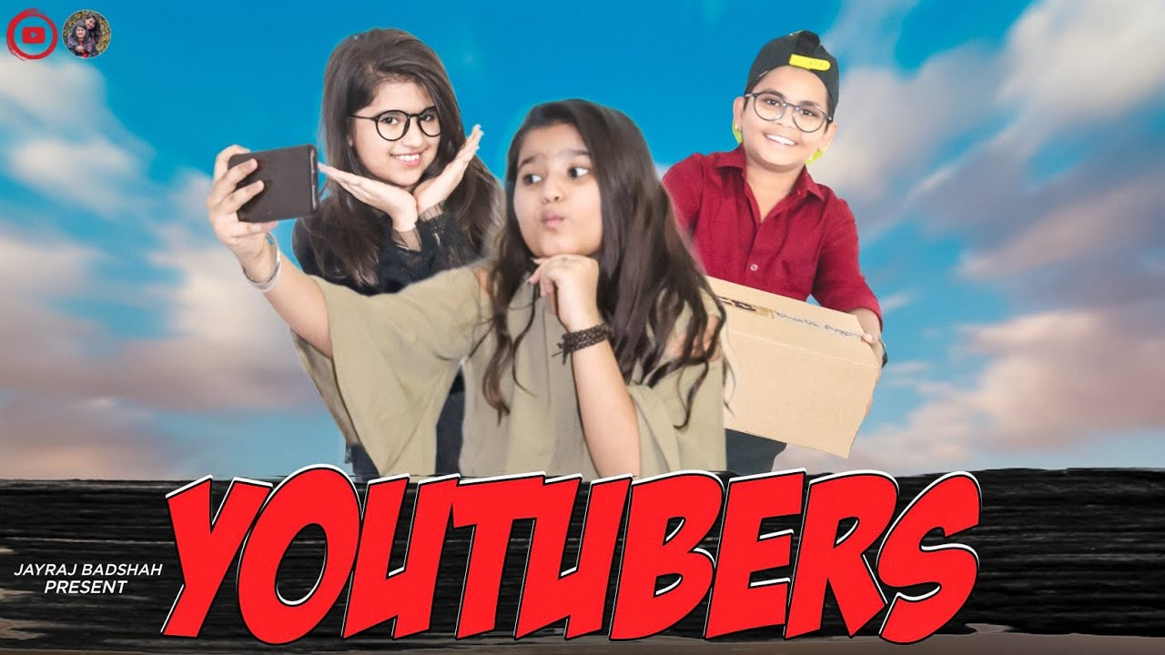Types Of Youtubers | Youtubers | Gujarati Vidio By Jayraj Badshah
