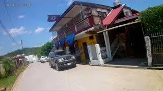 Belize, benque road