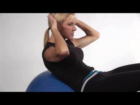 Stability Ball Exercises for Beginners