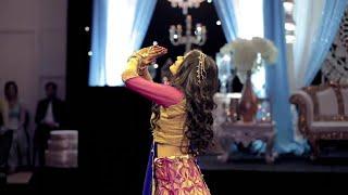 Bride's Sister's Wedding Reception Dance | Banno Re Banno, Chane Ke Khet, Prem Ratan Dhan Payo