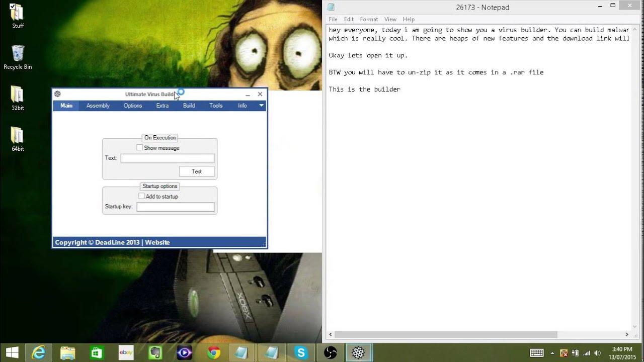 virus maker download link