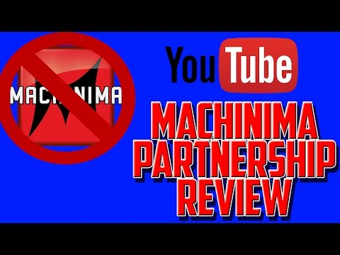 Don't Partner With the Machinima Network Because Machinima is Bad! [2016]