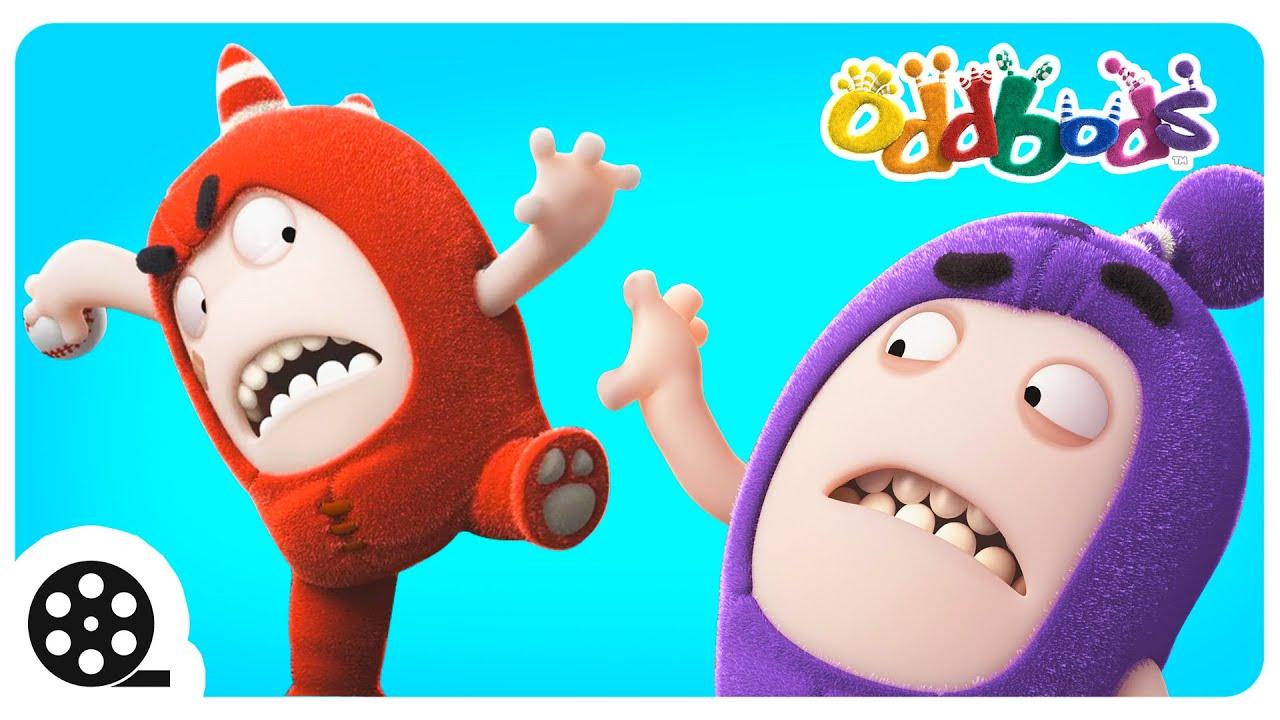 Cartoon | Oddbods   Shenanigans | Humorous Cartoons For Kids
