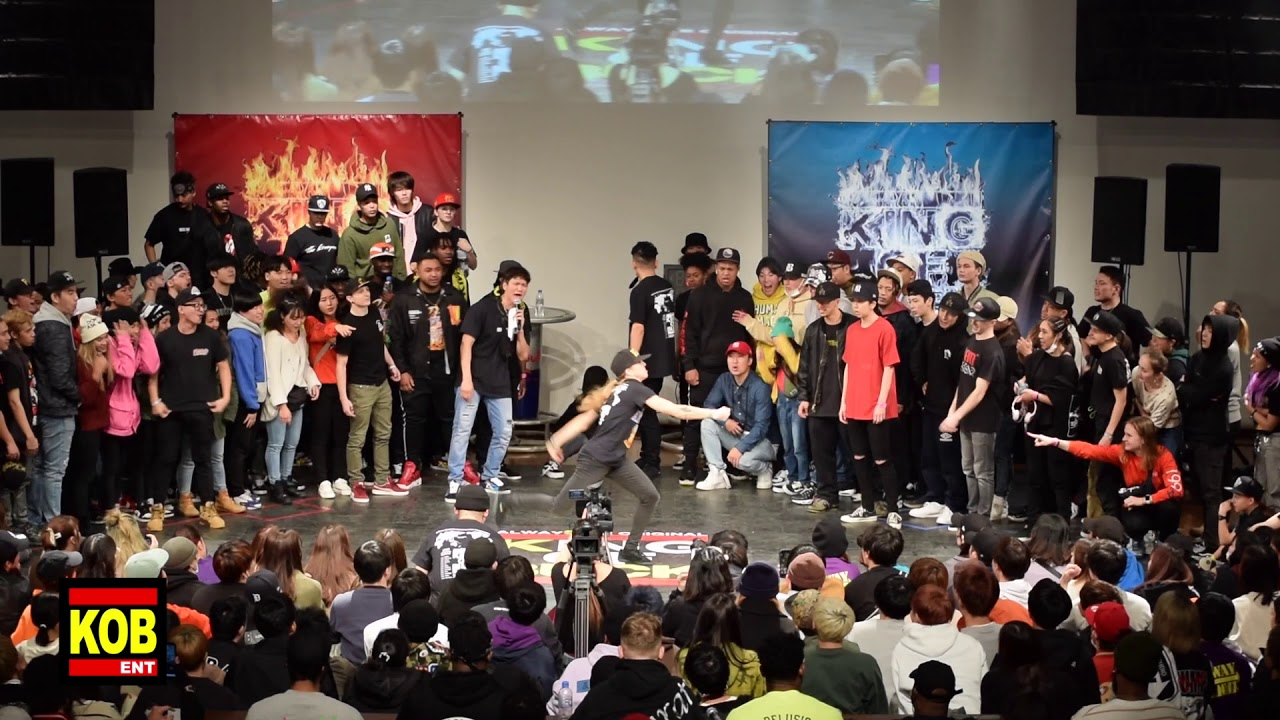 Download Twin Ares vs Taminator|LADYS TOP 16 ①|KING OF BUCK 10