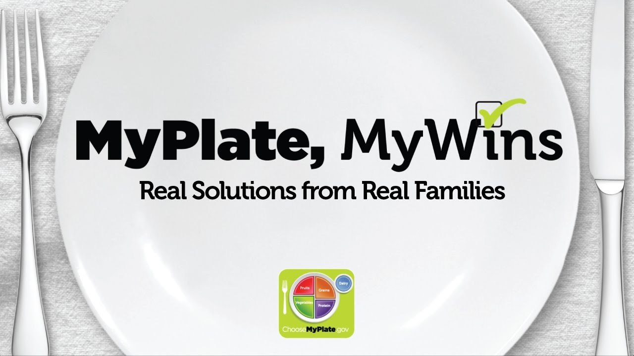 MyPlate Videos | Choose MyPlate