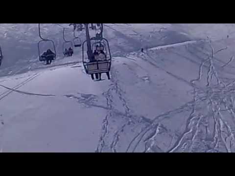 ısparta davraz kayak merkezi 2