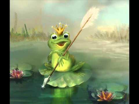 Царевна лягушка русская народная сказка читать онлайн