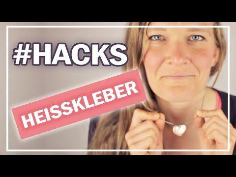 8 Heißkleber LIFEHACKS + DIY Ideen   Magneten, Puffer, Tortendeko, Schmuck