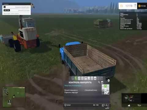 Farming Simulator 2015 Огромные поля