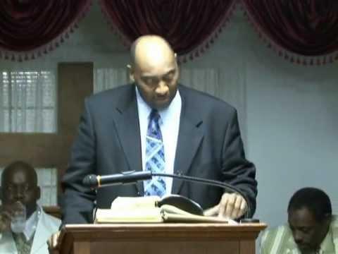 The Mid Georgia Fellowship Gospel Show 02-03-12: Featuring County Line Primitive Baptist Church