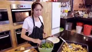 Feed Me Tv : Cooking Demo. - Croutons For Soup & Salad