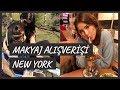 Hayırlı Bir İş İçin Geldik | New York'da Makyaj Alışverişi!