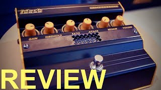 Markbass Compressore - Review & Tutorial