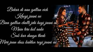 Millind Gaba & Miss Pooja - Sohnea 2 Full Song  (Lyrics) ▪ Happy Raikoti