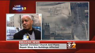 Gas Odor Reported Shortly Before Fatal East Harlem Building Explosion