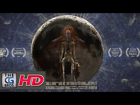 "**Multi-Award-Winning** CGI Animated Short : ""The Looking Planet"" - by Eric Law Anderson"