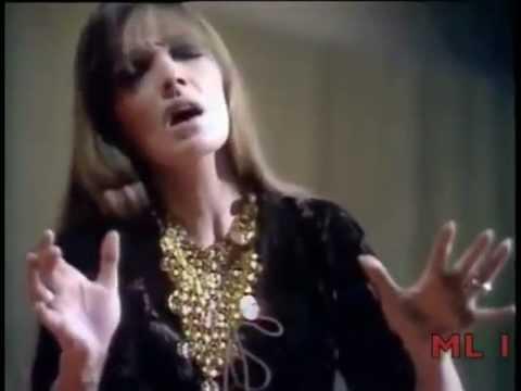 Marie Laforêt - présentation in live(1970)
