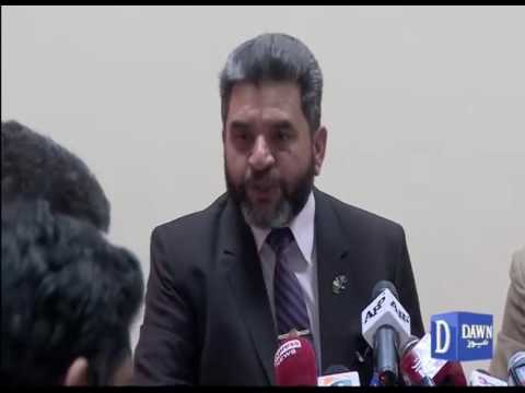 DG Operations NAB Press Conference in Islamabad