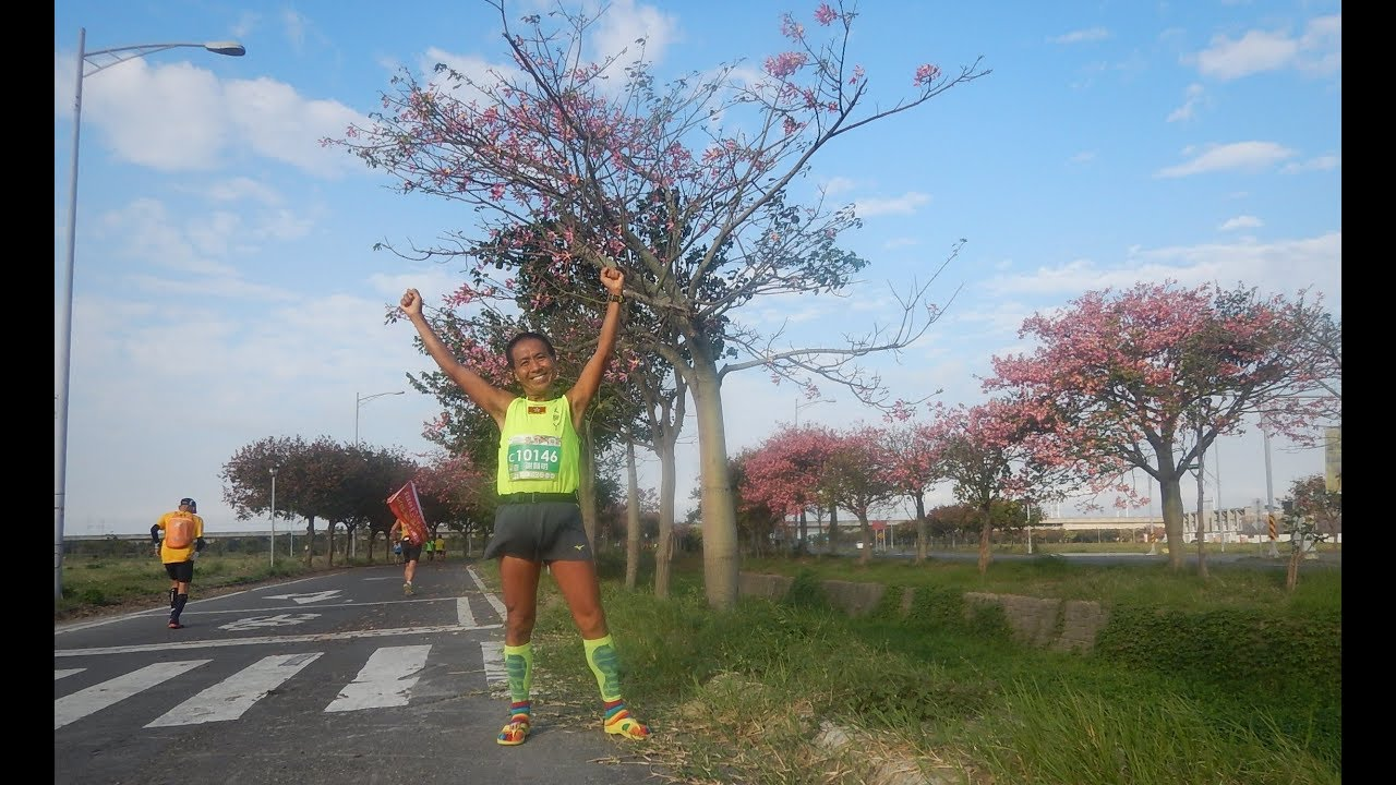 臺灣雲林縣虎尾巾都馬拉松2017 [Taiwan Yulin Huwei Marathon 2017] - YouTube