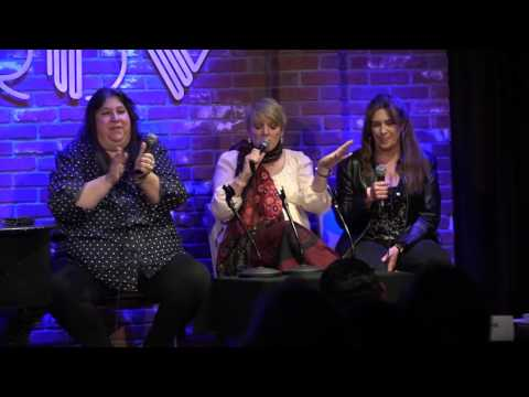 Sheena Metal Experience at The Improv with Alison Arngrim and Rachel Lindsay Greenbush