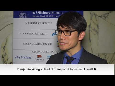 2018 12th Annual International Shipping & Offshore Forum - Benjamin Wong Interview