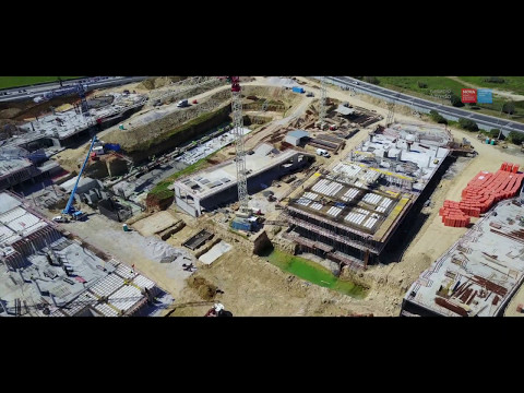 Carcavelos Campus Timelapse: May 2017