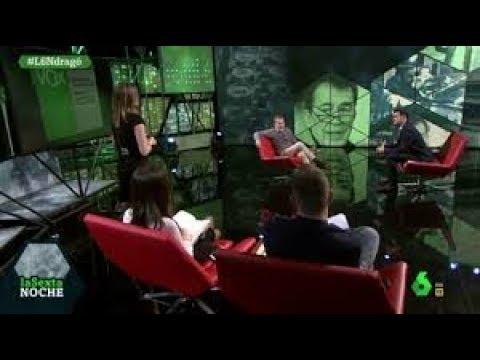 Sánchez Dragó en la Sexta: Abascal, La PSOE, islamismo, Memoria Histórica Orwelliana