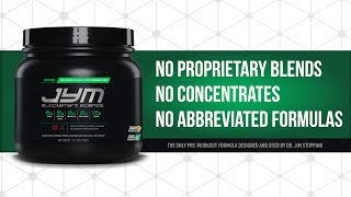 What is Pre JYM?