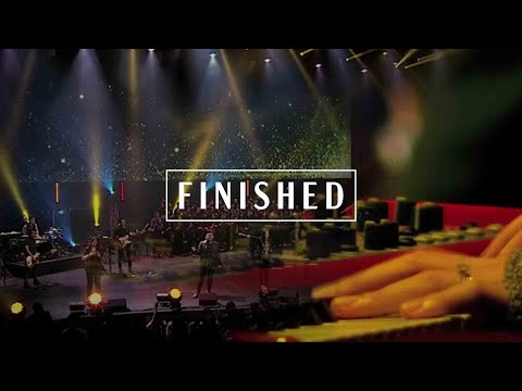 Jermaine Leong, New Creation Worship: Finished