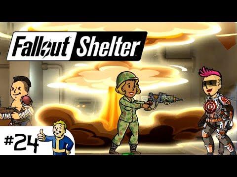 Fallout Shelter - EP24 - Close Quarters Combat