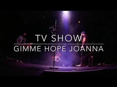 Tv Show does Eddy Grant - Gimme Hope Joanna
