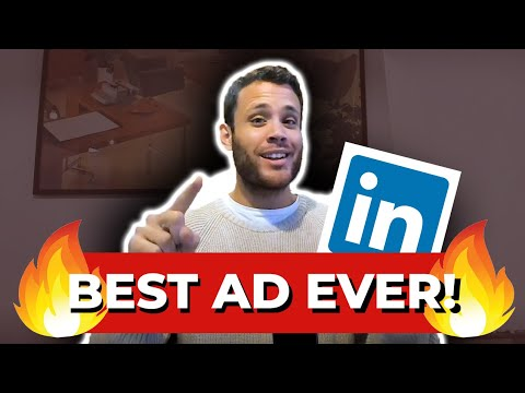 LinkedIn Lead Gen Forms EXPLAINED In 5 Minutes | The BEST AD You Can Run Yet!!