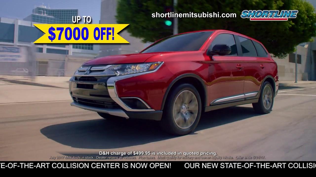 May Shortline Mitsubishi New Mitsubishi Special - YouTube