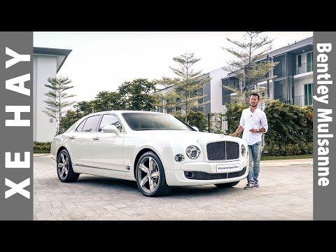 Trải nghiệm Bentley Mulsanne 30 tỷ rất sang ở Việt Nam  XEHAY.VN   4k 