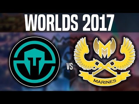 IMT vs GAM (URGOT is Back!) Worlds 2017 Group Stage Day 5 - Immortals vs Gigabyte Marines | Worlds