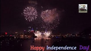 Pittsburgh Independence Day Fireworks 2019