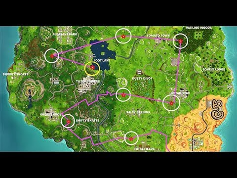 CUBE GOING TOWARDS LOOT LAKE.. (FORTNITE CUBE EVENT) CUBE EVENT! - Fortnite Battle Royale!