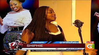 10 OVER 10 | Shiphie  performing live